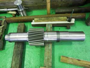 shaft a